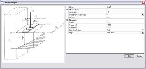 Corbel Design Exle exle 3 corbel design