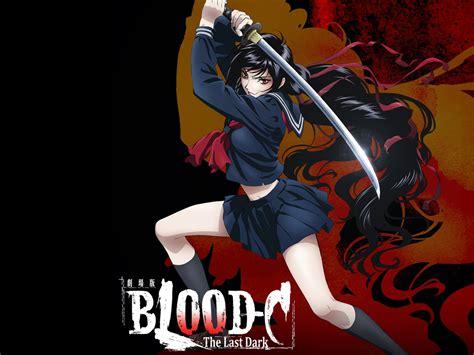 C Anime by Moonlight Summoner S Anime Sekai Blood C ブラッドシー