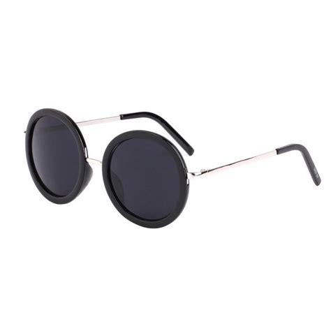 kacamata bulat klasik black jakartanotebook