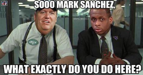 Mark Sanchez Memes - nfl memes on twitter quot geno smith gt mark sanchez http t