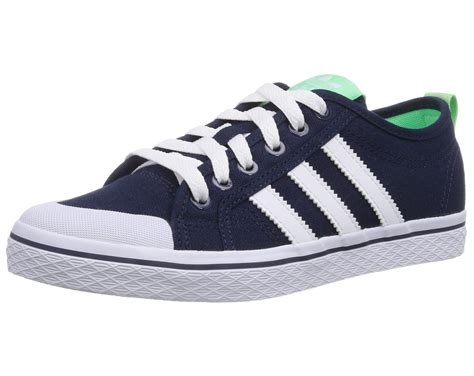 adidas women size womens adidas originals honey low navy plimsole pumps