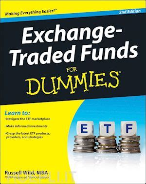 Ebook Exchange Traded Funds As An Investment Option exchange traded funds for dummies