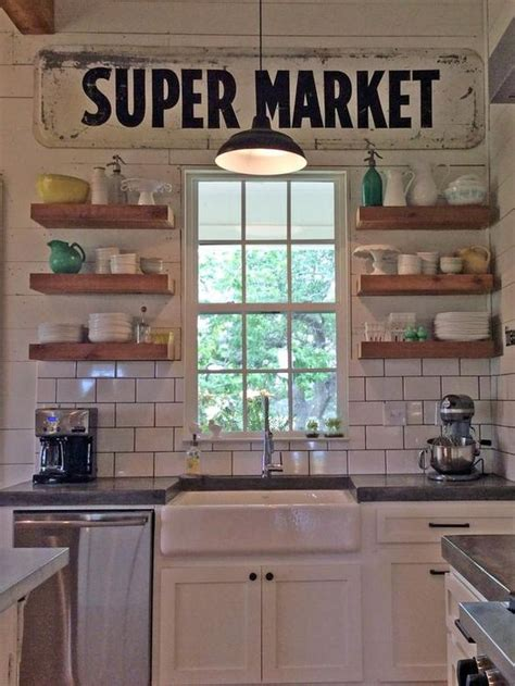 Statement Kitchen Counters Rustic Crafts Chic Decor Chip Gaines Concrete Countertops