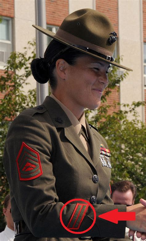 marine corps bun regulations what are the hash marks on a marine corps uniform quora