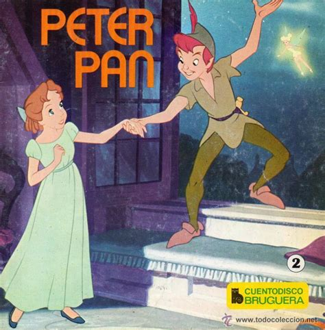 libro peter pan disneys wonderful cuentodisco bruguera peter pan disney lib comprar discos singles vinilos de m 250 sica