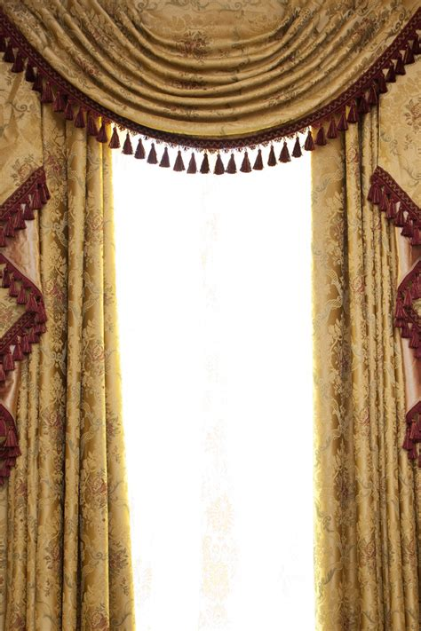 drapery swag custom order 133 versailles rose swag valances curtain