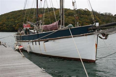 norwegian fishing boat builders norwegian gaff ketch wooden sailing yacht for sale