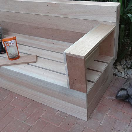 make your own wood patio furniture do it yourself