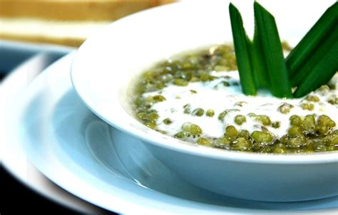resep bubur kacang hijau istimewa halhalal