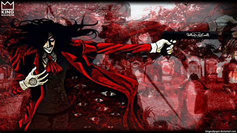 hellsing alucard wallpaper 1920x1080 hellsing wallpaper by kingwallpaper on deviantart