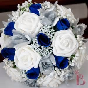 royal blue and silver wedding royal blue and silver wedding bouquets www imgkid the image kid has it