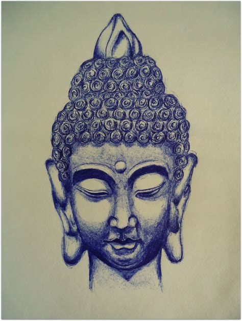 woman buddha head by ashiharalover on deviantart