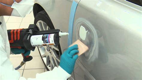 car panel repair   bodyshop step  youtube