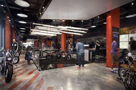 Harley Davidson In New York City by Harley Davidson Of New York City Architizer