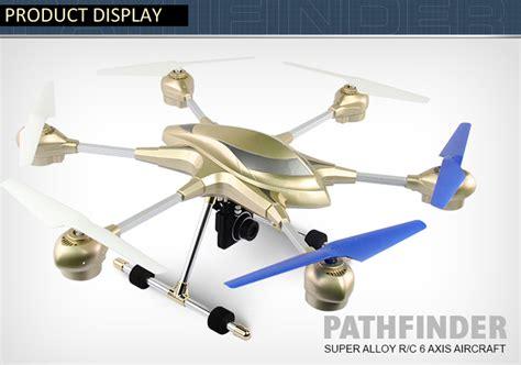 Drone Pathfinder W609 10 Headless 6 Axis Medium Hexacop Berkualitas drone huajun w609 7 pathfinder 2 5 8g fpv 6 axis gyro 4 5ch 2 4g rc hexacoptero c 226 mera 2 0mp