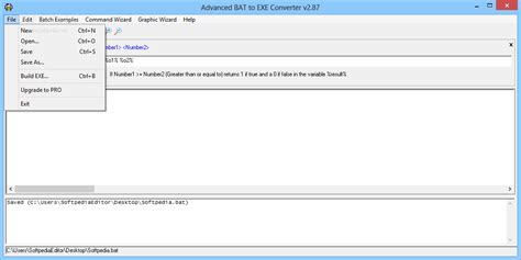 format converter exe batch file to exe file converter pingmidco