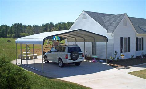 Portable Carport Kits Metal Carports Steel Carport Kits Car Ports Portable