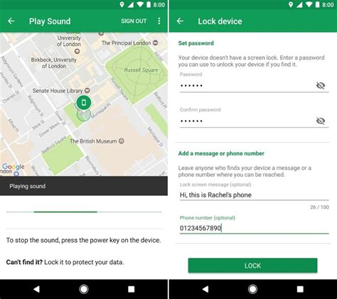 my android s android device manager becomes find my device drippler apps news updates
