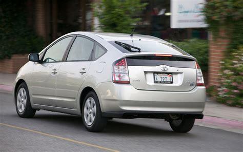 2009 Toyota Prius 2009 Toyota Prius Rear Three Quarter 2 Photo 6