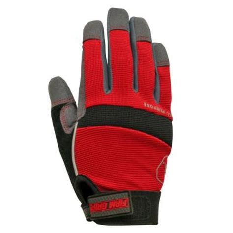 firm grip youth medium large all purpose gloves 2026 06