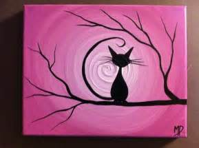 Good Painting Ideas by 30 Easy Canvas Painting Ideas