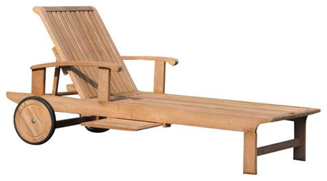 teak outdoor chaise teak outdoor sack chaise lounger contemporary outdoor