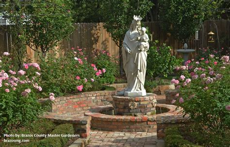 backyard rose gardens suit your style for water thrifty gardens central texas