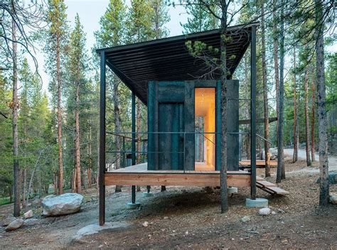 modern cabin top 25 best prefab cabins ideas on prefab