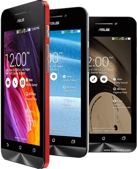 Hp Asus Zenfone C Vs Zenfone 4s asus zenfone 4 a450cg pictures official photos