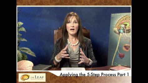 5 Steps To Detox Your Brain Caroline Leaf by Dr Leaf Applying The Swoyb 5 Step Part 1 Work On One