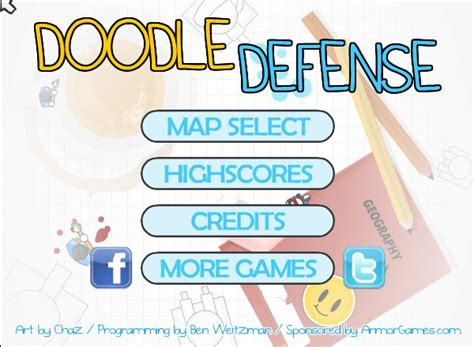 doodle hacked doodle defense hacked cheats hacked free
