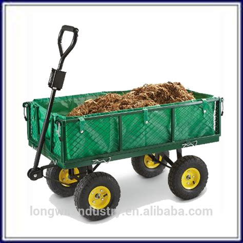 Garden Wagon Lowes by Garden Carts At Lowes Dump Carts Mower Tractor