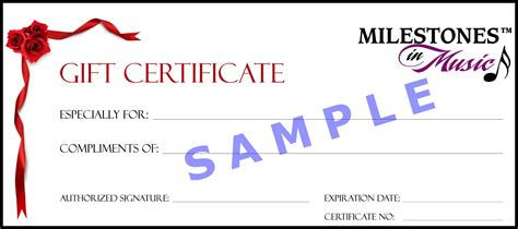 publisher gift certificate template 5 clear and best