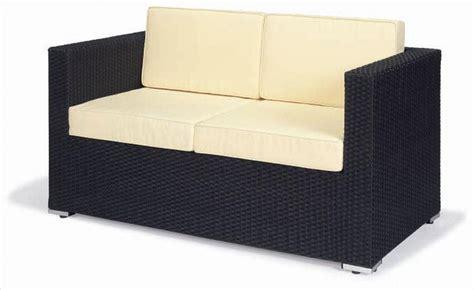divani in rattan per interno divano da esterno in rattan space