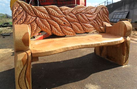 carved wooden benches chainsaw carved wood benches 2012 andy o neill wildwoodcarving co uk web site