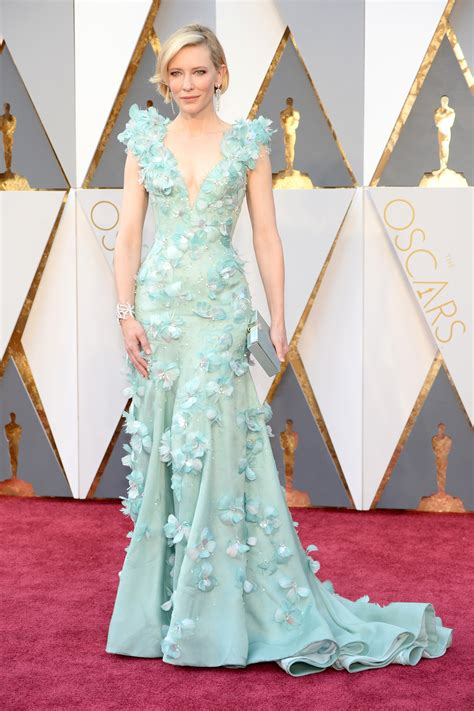 Dresses Ruled At The Oscars Get The Look For Less by Oscars Fashion 2016 Oscars 2016 Best Dressed