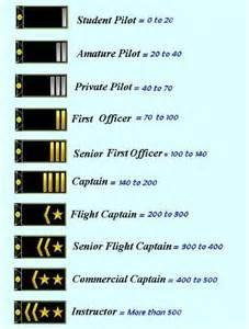 Airline pilot ranks http flightgearva webs com ranksystem htm