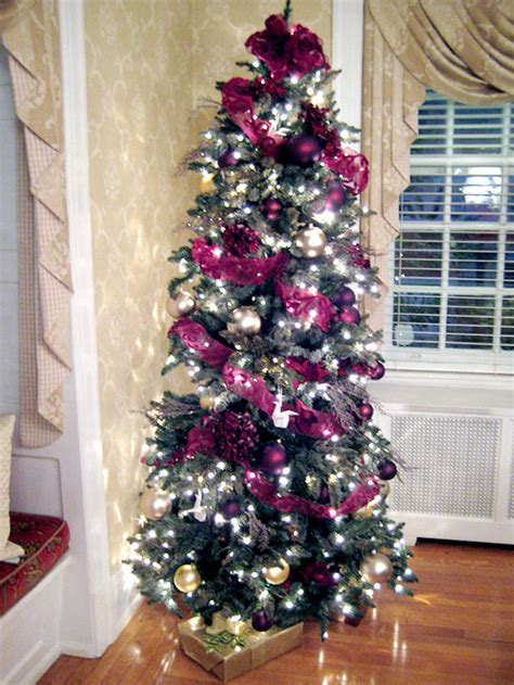 decorated tree themes 2011 tree designs and decor ideas design