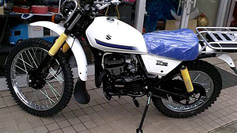 Suzuki Tf 125 Suzuki Tf125