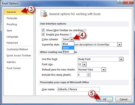 outlook 2010 color scheme how to change the color scheme for office 2010 applications