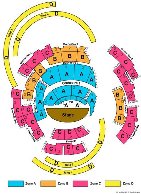 boettcher concert hall seating chart