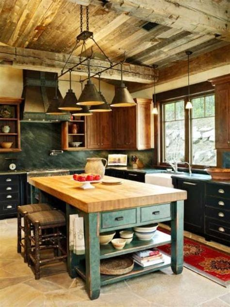 retro kitchen island 15 cool kitchen islands with eating zones shelterness