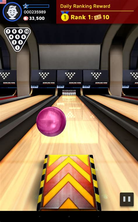 bowling king  real match games  android