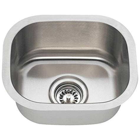 10 wide bar sink small rv sink