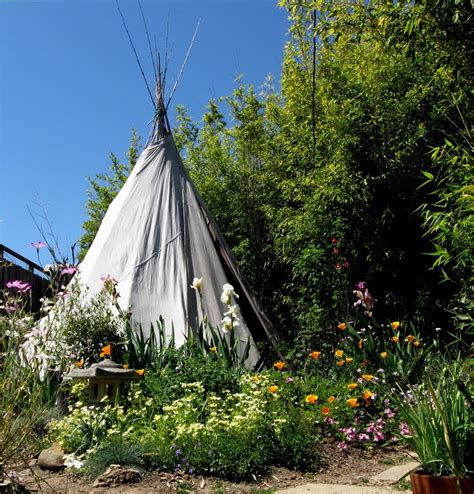 backyard tipi backyard teepee must have for the kids pinterest