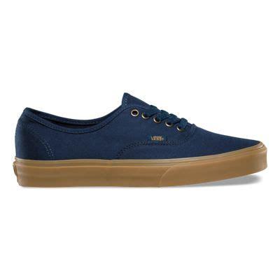 Jual Vans Authentic Black Gum light gum authentic shop shoes at vans