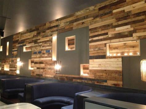 Bathroom Wall Coverings Ideas 30 id 233 es pour refaire sa d 233 coration avec des planches en