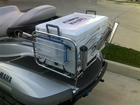 Pwc Cooler Rack by Jet Ski Fishing Photos Jet Ski Fishing Jetski Fishing