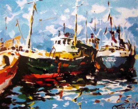 boat canvas tauranga search de vel gaston australian art auction records