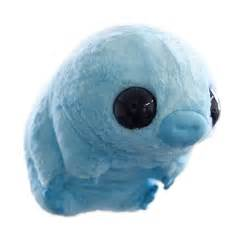 Outdoor Can Lights Water Bear Large Plushie Thinkgeek